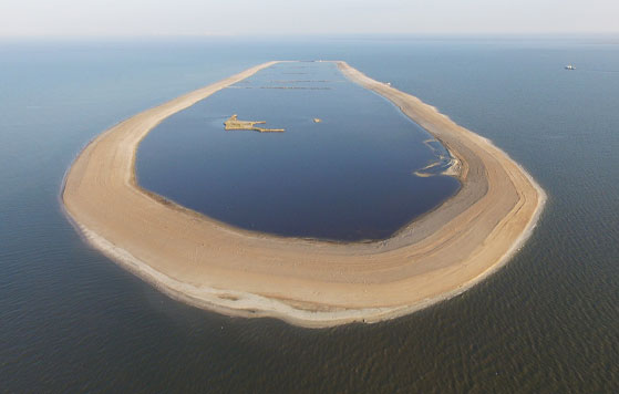 Round Island, Credit: Mississippi Department of Environmental Quality