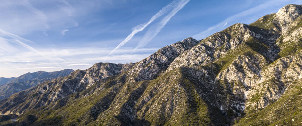 Angeles Crest Mountains