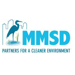 Milwaukee Metropolitan Sewerage District logo
