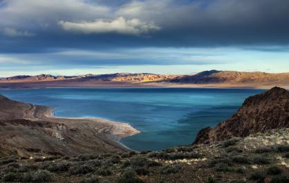 Walker Lake, Nevada