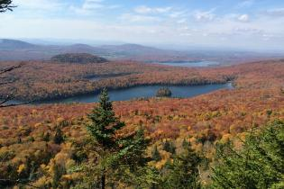 Haystack Mountain in Wilmington, Vermont | Credit: Vermont Land Trust